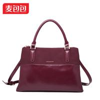 2014 brief modern wax women's handbag