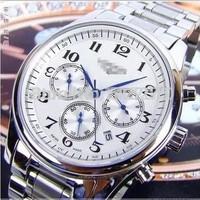 2014 luxurious luxury watch craftsman series 6 pin men's mechanical watches