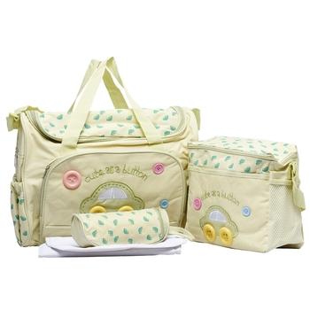 Многофункциональные мешок мама подгузник сумки ребенок нетканые пеленки младенца ...