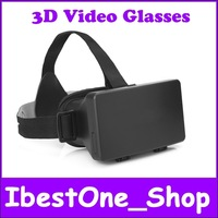 """HOT Sale!!2014 Newest Colorcross 3D Video Glasses Universal Google Virtual Reality for 4~6""""Smartphones"""