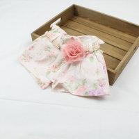 Korean girls shorts 14 summer cotton girls denim shorts hot pants fashion belts for children spent 50201