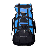 Free shipping The new outdoor sports climbing package 40L camping backpack professional waterproof riding package