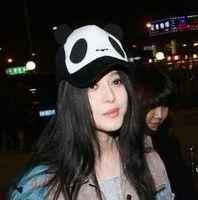 Classic Design Lovely Panda Women & Men Baseball Cap Adult Warm Hats