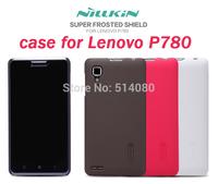 Lenovo P780 case NILLKIN super frosted shield case for Lenovo P780 free shipping
