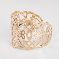 Min order is $10 (mix items)2014 New jewelry personality big hollow bracelet Women Fashion Jewelry for women