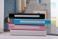 20000mah external battery power bank for for ipad iphone samsung + Micro cable emergency charger 100sets/lot by Fedex