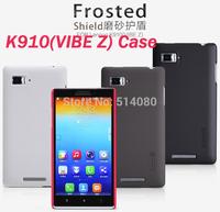 Lenovo K910 case NILLKIN super frosted shield case for Lenovo K910(VIBE Z) free shipping