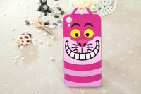 1pcs Monsters Inc. Sulley tiger Alice Cat slinky dog silicone  cases covers for HTC Desire 820  Free shipping