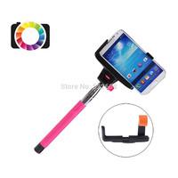 Bluetooth Extendable Handheld Selfie Stick for Camera, Phone/Bluetooth Mono-pod/Bluetooth Remote