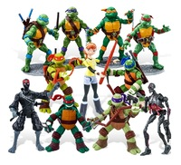 TMNT Teenage Mutant Ninja Turtles Basic Classic Movie Collection Raphael Leonardo Donatello Michelangelo Action Figure Toy