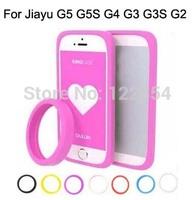 For jiayu G5 G5S JY G4 G3 G3S G2 G2S G2f case cover silicone Anti-slip Anti-knock protective case multi-function bracelet bumper