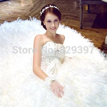 New Arrival Bridal pearl Beautiful large flower wedding hairband bridal ribbon bandage hair band elastic headband free shipping(China (Mainland))