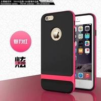 """New SZLF Modern Plastic +TPU Hybrid Cases for iPhone 6 Plus 5.5"""" Case For iPhone6 Plus Phone Cases"""