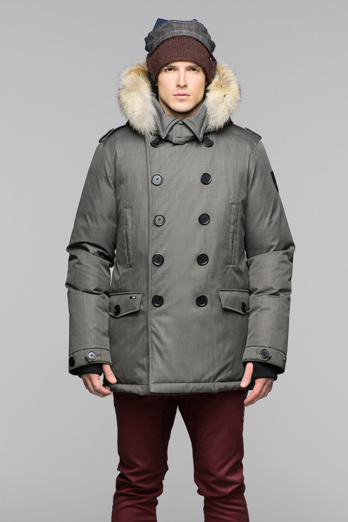 Best Fall 2015 New Men&39S Winter Down Jacket Fashion Brand