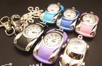 Lowest price sales Super cute cartoon Children Pocket Watch Fashion Car Pendants Girl necklace Pocket Watch Key chain watches