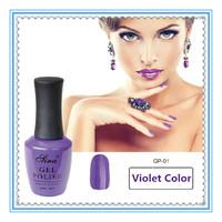 2pcs/lot Nails UV Gel Polish Soak Off Gel Nail Art Polish Care