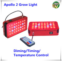 Intelligent Growing Lights Indoor Medical Plants Growth LED Grow Lights Greenhouse Growing Secondary Lens