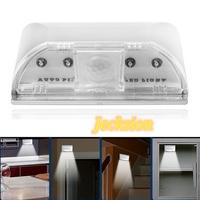 Popular 4 LEDs Light Spot PIR Auto Wireless Keyhole Sensor Motion Detector Lamp  Tonsee8