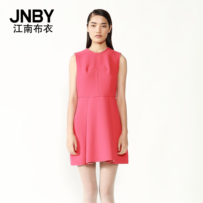 Женское платье 2015 JNBY 5c 95039 толстовка детская jnby by jnby 1f123304 15 jnbybyjnby