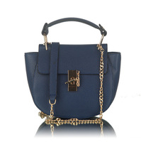 New Brand Women Handbag High Quality Leather Fashion Ladies Small Shoulder Bags Chain Messenger Bag Drew Bag