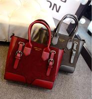 Women's bags 2014 women's handbag autumn and winter scrub women's handbag autumn and winter messenger bag