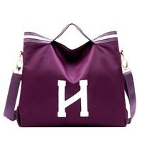 2014 women's handbag casual nylon big bags messenger bag large capacity handbag