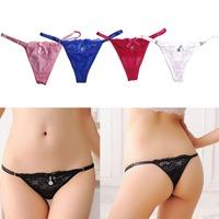 Hot Women Briefs Sexy G-string Thongs Panties Knickers Lingerie Underwear #W7Tn
