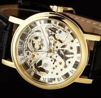 Hot Selling Fashion Men Watch Sports Mechanical Analog Men Wristwatch Military Watch