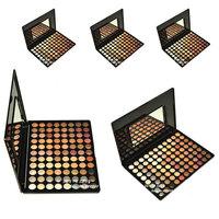 Fashion Women 88 Metal Color Eyeshadow Eye Shadow Mineral Makeup Make Up Palette Set wholesale Free shipping