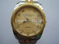 2014 new roles design luxury brand Watch men fashion watch quartz Wristwatch Full Steel lover watch women dress watch