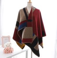 Can Customized letter Scarf  burbe women bufandas rry scarf cashmere foulard desigual scarfs