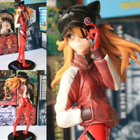 New 2015 hot toy Neon Genesis Evangelion action figure Japan Anime EVA sexy doll Sportswear style Asuka Langley Soryu figurine