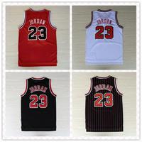 Free shipping New Meterial Rev 30 Embroidery Michael Jordan Baskeball Jerseys Chicago #23 Retro Jordan Jersey