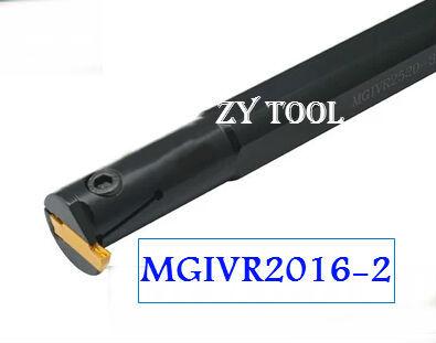 MGIVR2016-2 Internal Grooving Turning Lathe Boring Bar Tool Holder For Lathe Machine CNC Cutting Turning Tool Set Holder(China (Mainland))