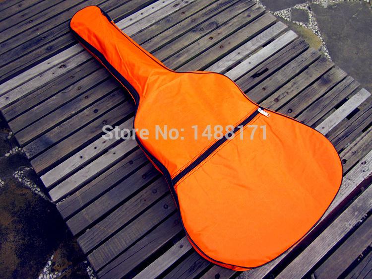case guitarra professional color acoustic guitar package ordinary 41-inch guitar bag boys and girls series bolsa guitarra(China (Mainland))