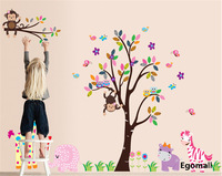 Top quality Children Bedroom Wall Sticker adesivo de parede Home Decor wall Strickers Home Decoration free shipping