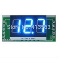 NEW  VOLTMETER  digital 3.0V-30V precision digital-display digital Voltmeter SIZE:23 x 15 x 10 mm ( blue )  4.7v to 32v LED 0034