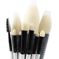High Quality VELA Makeup Brushes Set 10pcs Premium Makeup Tools Kit