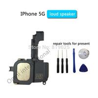 Original Loud Speaker Buzzer Ringer Sound Replacement Part For iPhone 5 5G 10pcs/lot free shipng