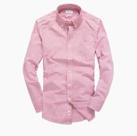 2015 Time-limited Direct Selling Men Clothes Spring Lattice Joker Shirts Men's Plaid Shirt Fashion Leisure Long-sleeved Sm3-5