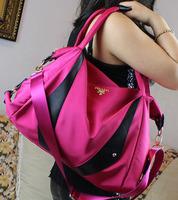 Women's handbag oxford fabric shoulder bag messenger bag waterproof canvas nylon handbag big bags large capacity