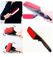 2014 new Hot Sale Magic Lint Dust Brush Pet Hair Remover Clothing Cloth Dry Cleaning with Swivel lint remover Wholesale