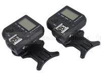 iShoot PT-04 F 3G LED 3-in-1 Transceiver Kit ---Wireless Radio Flash Trigger for Speedlite & Studio Strobe/Camera Remote Control