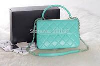 Sky blue Small Flap Bag Women's handbag lambskin crossbody bags for women Top quality Women messenger bag A92236 Y25854 99867
