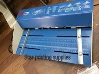 18inch 460mm Electric Creaser Scorer Perforator Cutter 3 in 1 combo Paper Cutting Creasing Perforating Machine