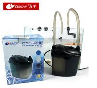 Free shipping! RESUN Cyclone External Filter CY-20 aquarium canister