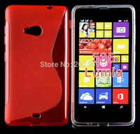 For Nokia Lumia 535 Cases,New S Line Soft TPU Gel Skin Cover Case For Microsoft Lumia 535