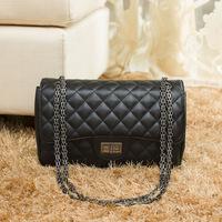 2014 Fashion Famous Designers Cowhide Chain CC Shoulder Bags  Channelled Bag Handbags high quality