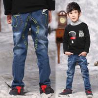 Children's jean Child Fashion Harem  Jeans Boy Kids Fashion Harem Pants Trousers