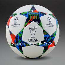 2015-2016 season Champion league ball Final Berlin soccer ball High Quality football Free shipping PU size 5 futball for match(China (Mainland))